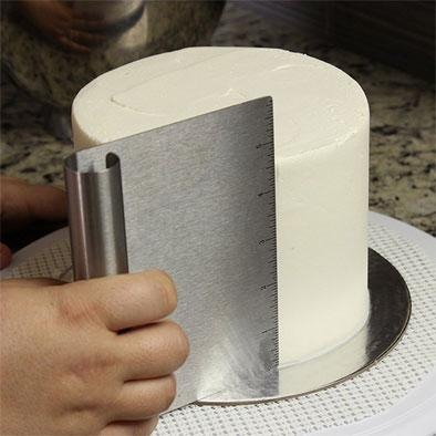 Скребок металевий 15 см