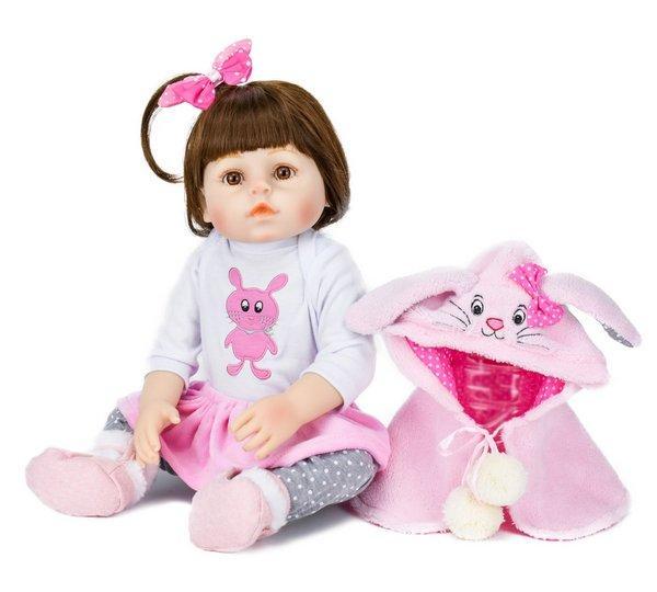 Кукла Reborn Baby 47 см Boneca