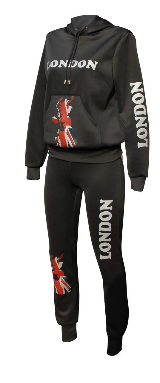 Спортивный костюм с принтом Лондон