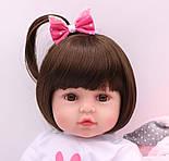 Кукла Reborn Baby 47 см Boneca, фото 3