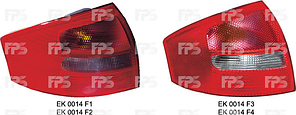 Фонарь задний Audi A6 C5 седан 01-05 правый, зад ход красно-дымч. (FPS)  4B5945096