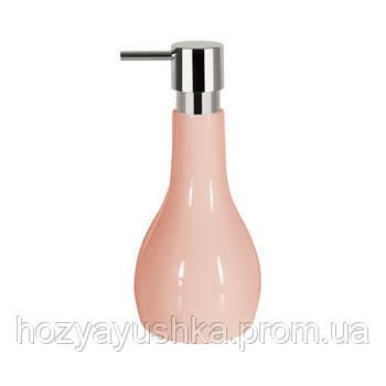 Дозатор для жидкого мыла Spirella BALI абрикос  10.18159