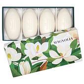 Набір мила Магнолія Фрагонар 4x50g (Set of Soaps Magnolia Fragonard)