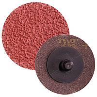 3M 984F Roloc Cubitron II - Шлифовальный фибровый круг для зачистки сварных швов д. 50 мм, Р 36+
