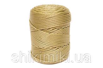 Полипропиленовый шнур PP Cord 5 mm, цвет Оливковый