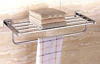 Держатель полотенец настенный 86802С