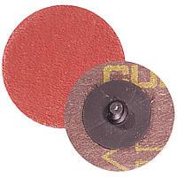 3M 984F Roloc Cubitron II - Шлифовальный фибровый круг для зачистки сварных швов д. 50 мм, Р 60+