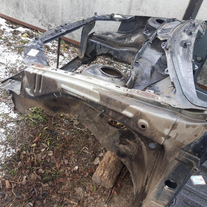 Передня частина кузова Ваз 1118
