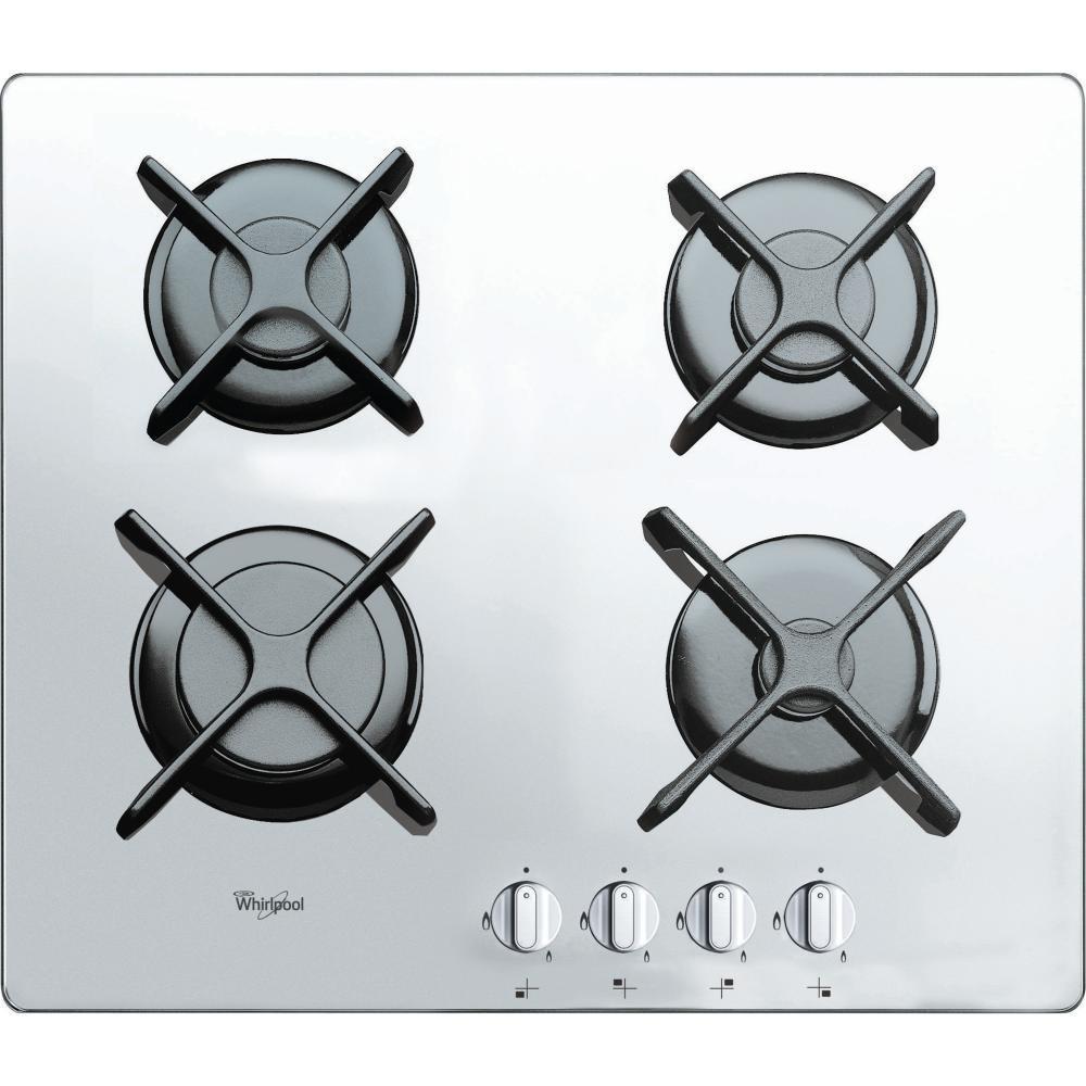 Варочная поверхность газовая Whirlpool AKT 6400 WH