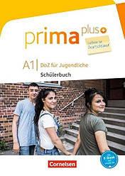 Prima plus A1 Leben in Deutschland Schülerbuch mit Audios online