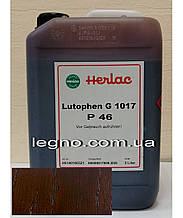 Лютофен Р46 (бейц, морилка, пропитка, нитрокраситель, краситель для дерева) Ольха 5 л Herlac, Германия