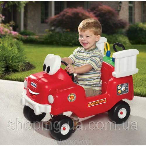 Детская каталка  Пожарная машина Little Tikes 616129