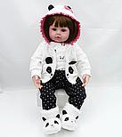 Кукла Reborn Baby 48 см Панда, фото 2