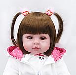 Кукла Reborn Baby 48 см Панда, фото 4