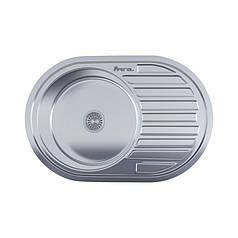 Мойка для кухни из нержавейки Imperial 7750  Satin IMP775006SAT
