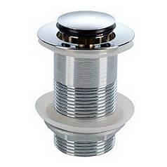 Клапан сливной push-open (для умывальников без перелива) KOLO 99110000
