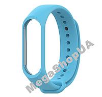 Ремешок для фитнес-браслета Xiaomi Mi Band M3 Blue Light. Smart Bracelet - Штекер зарядка
