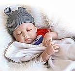 Кукла Reborn Baby 46 см 1630, фото 3