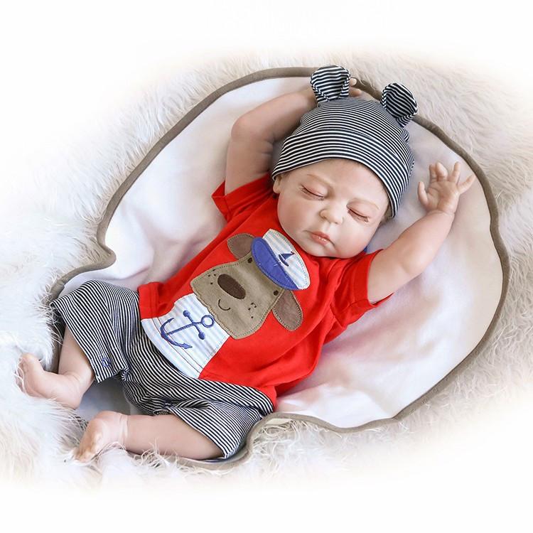 Кукла Reborn Baby 46 см 1630
