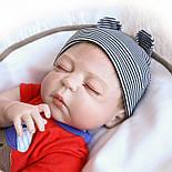 Кукла Reborn Baby 46 см 1630, фото 4