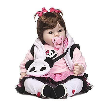 Кукла Reborn Baby 50 см 1770
