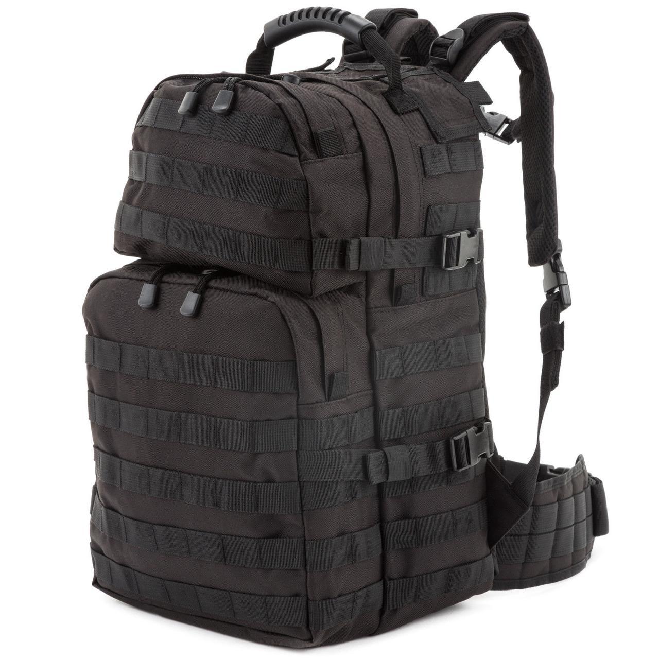 Рюкзак штурмовой Anton Blochl US Army Assault Pack черный