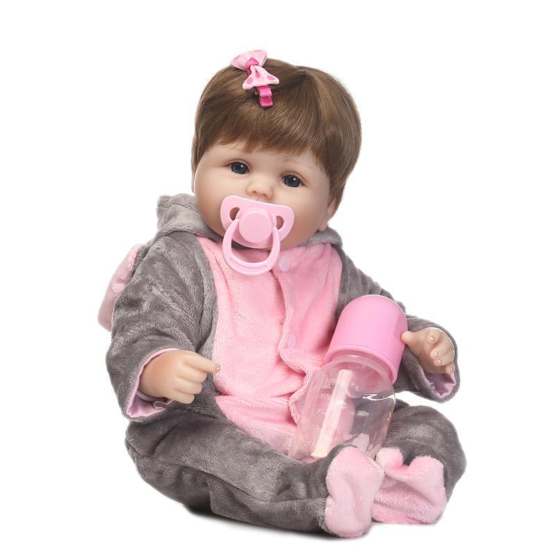 Кукла Reborn Baby 42 см 16NPK16191721