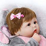 Кукла Reborn Baby 42 см 16NPK16191721, фото 2