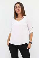S, M, L, XL / Стильна жіноча блузка Rina, білий