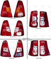 Фонарь задний для Renault Logan седан '09-12 правый (DEPO)