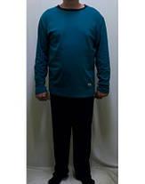 Пижама мужская хлопковая со штанами. Размеры от 46 до 54, хлопок, фото 3