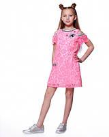 Летнее кружевное платье для девочки Lukas арт. 9114