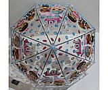 """Детский прозрачный зонтик """"LOL"""" на 4-6 лет ., фото 5"""