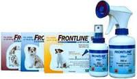 Frontline (Фронтлайн) SPRAY - спрей от блох и клещей для собак и кошек 100мл