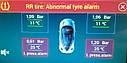 Система контролю тиску в шинах ZIRY TPMS-USB for Android 4-и колесa, зовнішні датчики, фото 4