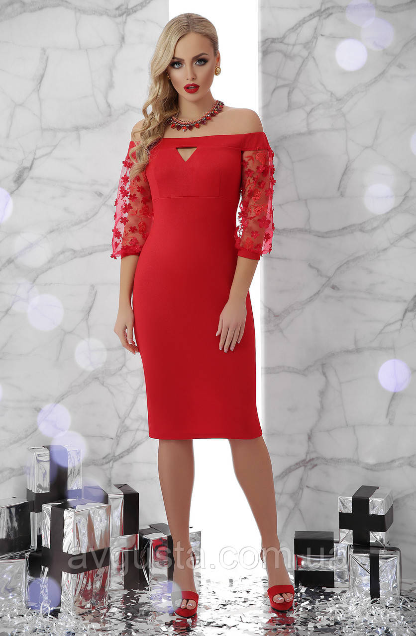 GLEM платье Розана д/р
