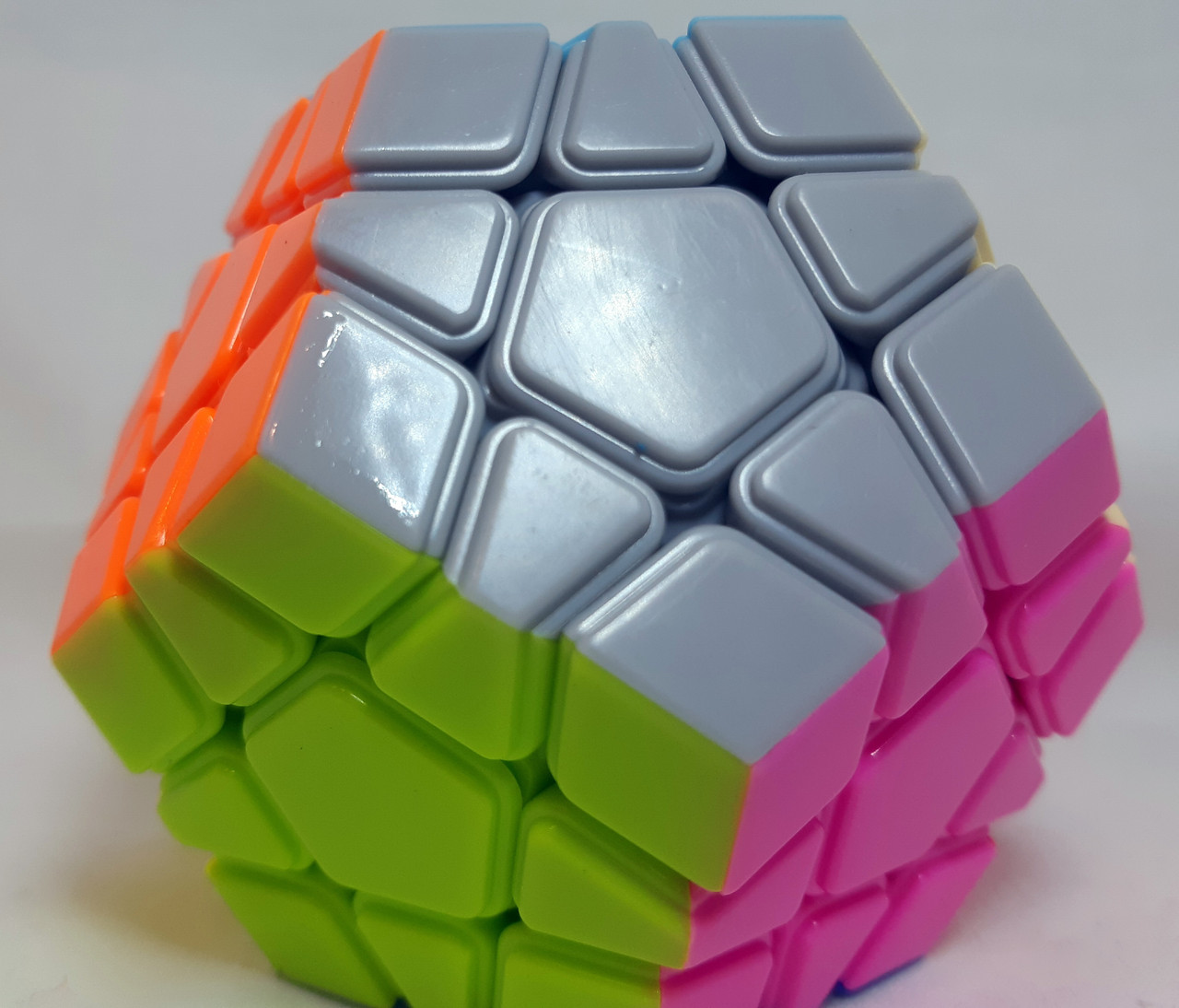 "Кубик ""Мегаминкс"" 9 см"