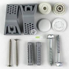 EGO набор монтажный для напольного унитаза К13000 (пол.) A42300