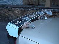 Спойлер акриловый с подсветкой №808