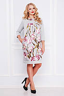 GLEM Тюльпан платье Матильда-Б д/р, фото 1