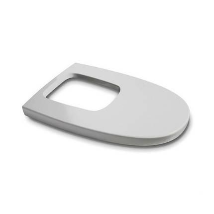 KHROMA сиденье на биде, серое серебро ROCA A806652F1T, фото 2