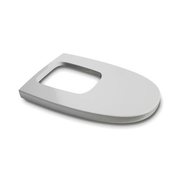 KHROMA сиденье на биде, серое серебро ROCA A806652F1T
