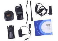 Рация Baofeng UV-82 5W Двухдиапазонная Радиостанция + ГАРНИТУРА в комплекте, фото 2
