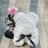 Головка троянди з фоамирана 2.5 див., фото 4