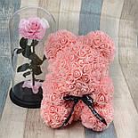 Головка троянди з фоамирана 2.5 див., фото 6