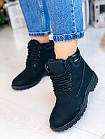 Короткие зимние ботинки 37 размер, фото 1