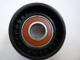 Ролик направляющий ремень генератора на Renault Trafic 2,5dCi с 2003... Caffaro (Польша), CFR15-00, фото 2