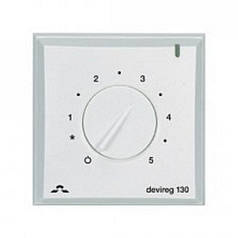 Терморегулятор DEVIreg 130, механ. с датч.пола (140F1010)