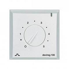 Терморегулятор DEVIreg 530, механ. с датч.пола (140F1030)