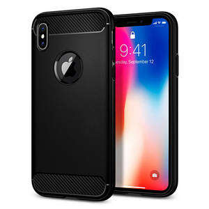 Силикон Ultimate Experience (TPU) Xiaomi Redmi 5 Plus black
